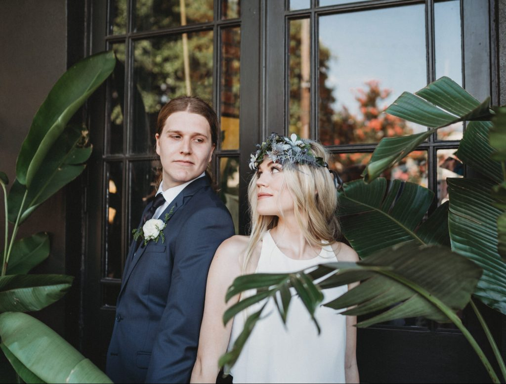 A boho photograph by New Orleans Elopement Photographer Tyler Drude