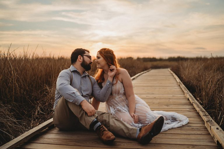Louisiana State Park Elopement Photograph by New Orleans Photographer