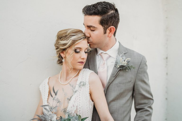 Elopement Couple Shoot at Il Mercato by New Orleans Elopement Photographer
